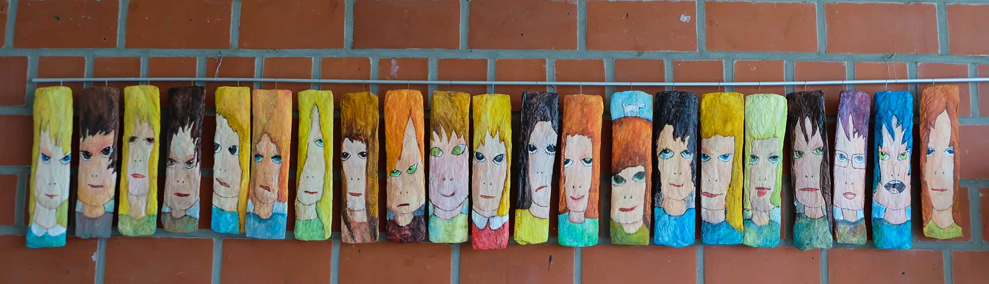 21 Faces