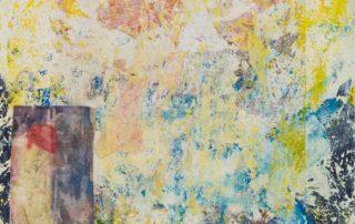 The Hidden Man · Collage und Acryl auf Leinen · 30 x 30 cm · 2020 · 250,00 Euro