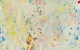 Background · Collage und Acryl auf Leinen · 30 x 30 cm · 2020 · 250,00 Euro
